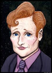 Conan Colored by LoveTHYconan