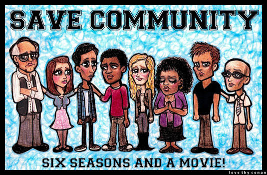 SAVE COMMUNITY by LoveTHYconan