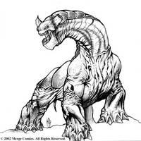 The Behemoth by The-3DArtist