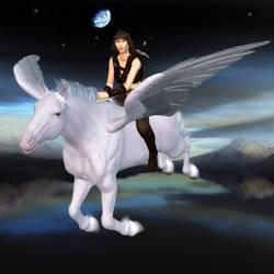 Pegasus by NeilV