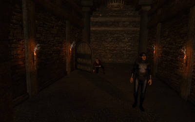 In the dungeon by NeilV