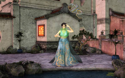 Dragon Lady by NeilV