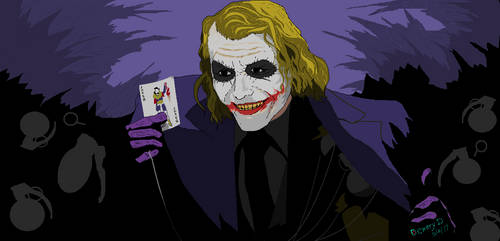JOKER by dewery2539
