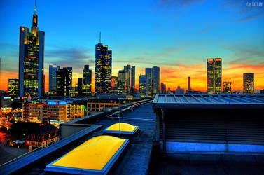 Frankfurt 2 by canbayram