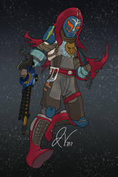 Destiny Avatar by JohnnyVe3
