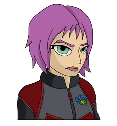 Centy from the webcomic Datachasers by JohnnyVe3