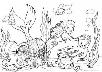Treasure hunt by banszi
