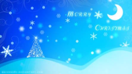 Winter Wonderland HD Christmas Wallpaper by Givens87
