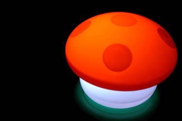 Glowing Mushroom by TimewiseStudios