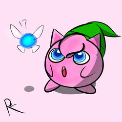 JigglyPuff meets Navi by Res by TimewiseStudios