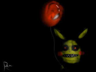 It's Pikachu by TimewiseStudios
