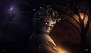 Medusa by Keid