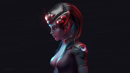 Widowmaker by Keid