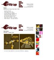 Portfolio Design, Birdie 01 by the-ruthless