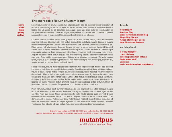 Mutantpus Web 02 by the-ruthless