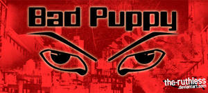 Bad Puppy Logo by the-ruthless