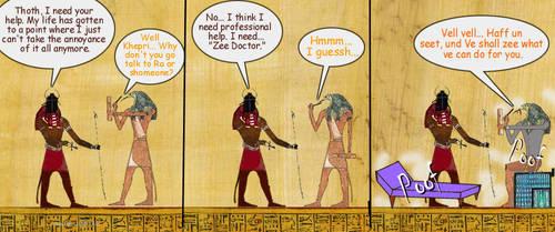 Ze Doctor. by ServerusTare