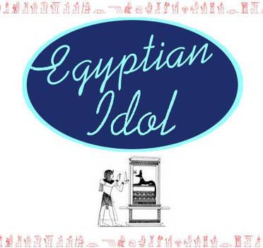 Egyptian Idol by ServerusTare