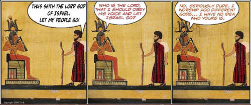 Return of Moses 2 by ServerusTare
