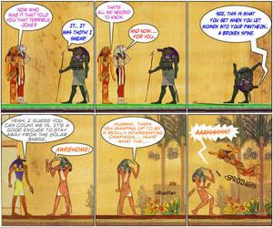 Gods of Egypt: Origin of Heroes by ServerusTare