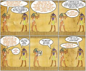 Gods of Egypt: Old Shame by ServerusTare