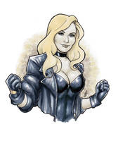 Black Canary by BigChrisGallery
