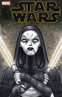 The Vengeance of Ventress by BigChrisGallery
