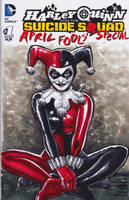 The Gaze of Harley by BigChrisGallery