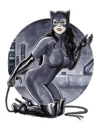 Selina's On The Prowl by BigChrisGallery