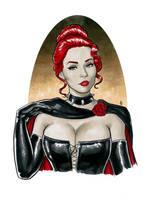 Black Queen of Hellfire by BigChrisGallery
