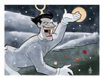 Jingle Bells, Batman Smells by BigChrisGallery