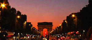 Avenue des Champs-Elysees by marleen92