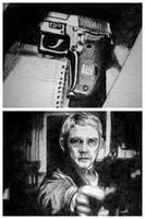 Chekhov's gun. by marleen92