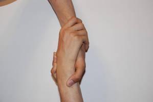 Male hand 005 by wildoor-stock