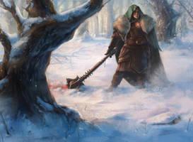 Cleric by lafemmedart218