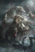Sigil Battle GOT by lafemmedart218
