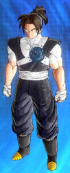 Taro: The Universe 6 Renegade by Mr-AD
