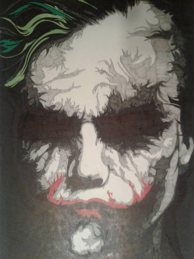 Joker by ZeroEdgeArt