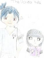 SasuHina Kids by SelenaKitteh