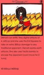 DTC Denorii by SelenaKitteh