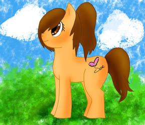 My Little Pony-sona by SelenaKitteh