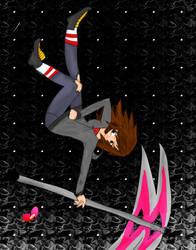 Me as  meister by SelenaKitteh