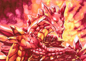 Copic Monthly Colours May by Calluna-Draconis