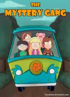 The Mystery Foursome by Garabatoz