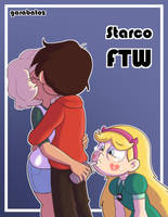 Starco Kiss by Garabatoz