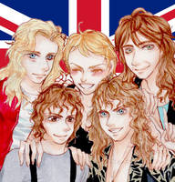 Def Leppard by Mito126