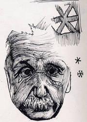 Einstein by starmandx