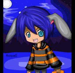 Happy Halloween by Moonpaw12