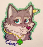 Clover Headshot by ArrowAzura