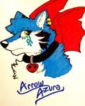 Old Face by ArrowAzura